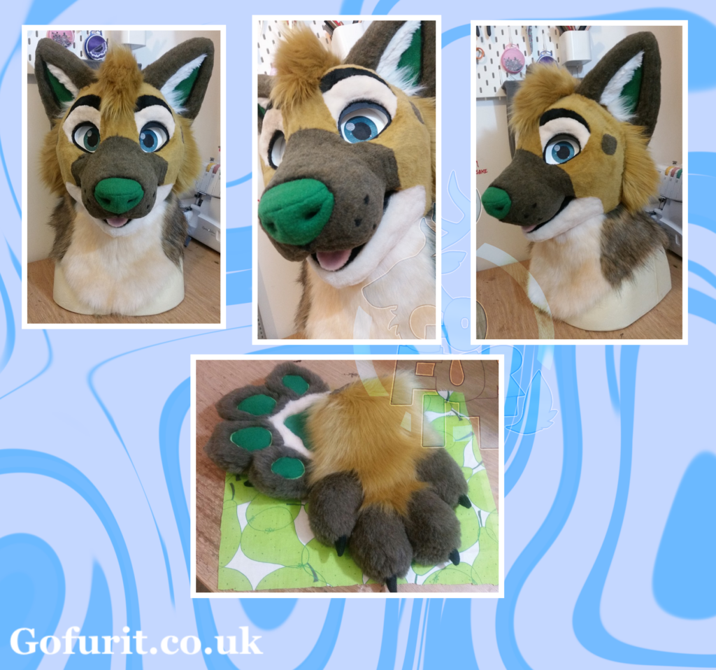 Gshep - Mini partial